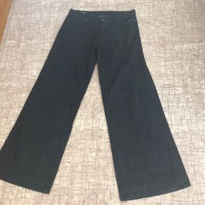 Citizens of humanity palazzo pants jeans size 31